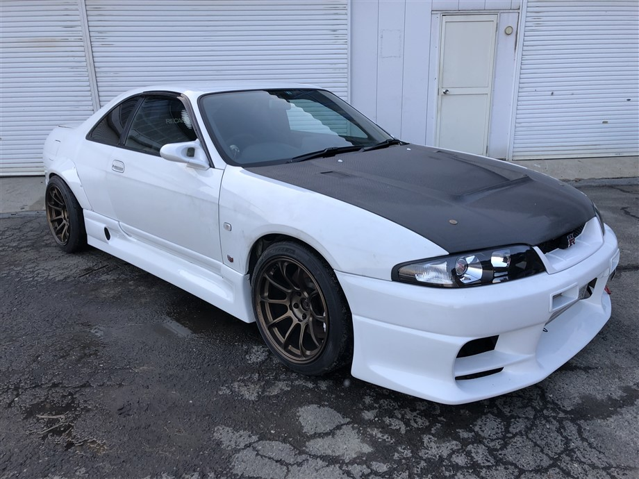 Power Vehicles – R33 GT-R For Sale